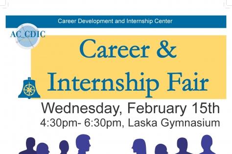 Career & Internship Fair – February 2017