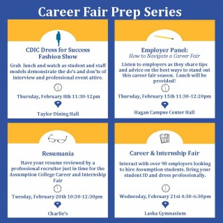 Career Fair Prep Series 2018 (2)