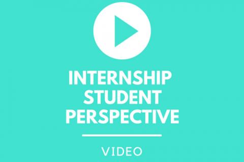 Videos: Internships, Kelley student's perspective