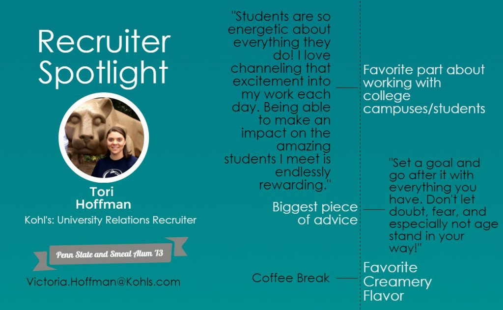 Recruiter Spotlight- Tori Hoffman (1)
