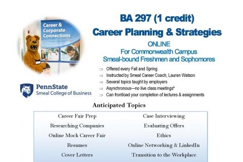 BA 297 Online Promotional Flyer