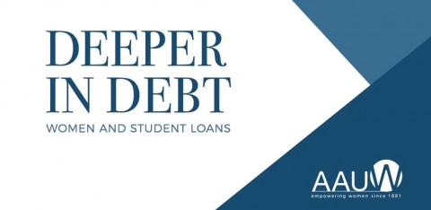 Deeper in Debt logo