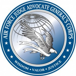 U.S. Air Force – JAG Corps (Washington, DC) cover picture