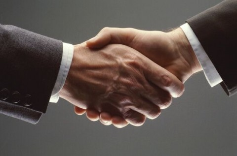 Shaking-hands 3