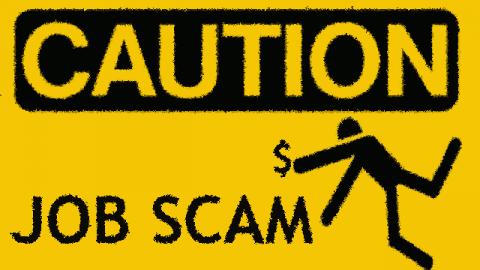 Job-Scam