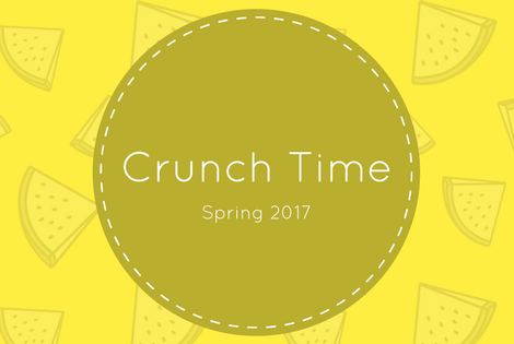 Crunch Time blog post