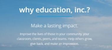 Education, Inc.
