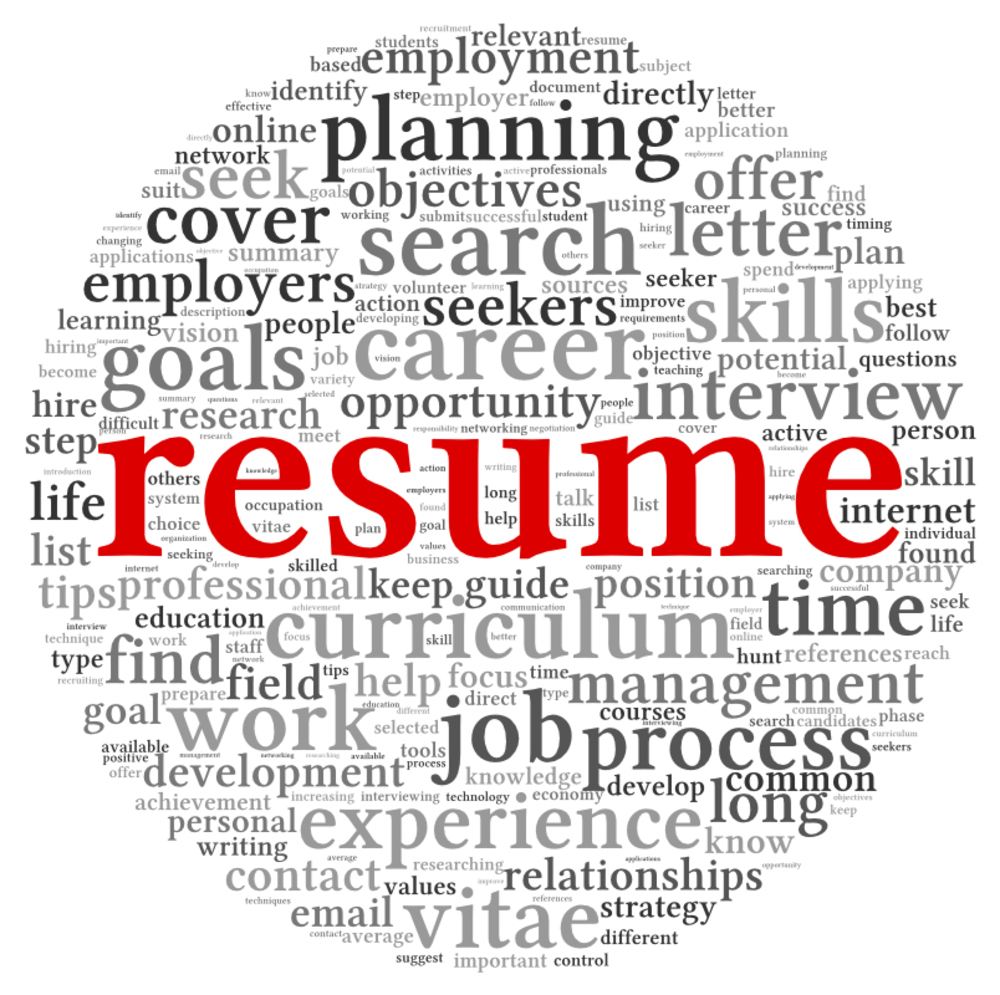 UTSA Career Center  Professional Resume Service