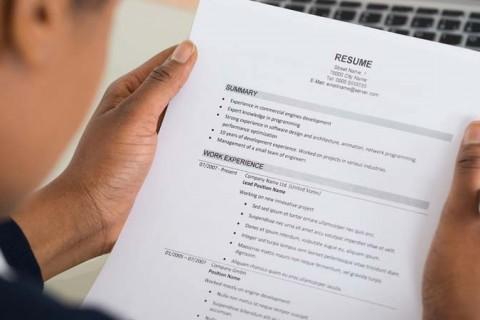 Freshman Resume Sample UTSACareerEdge