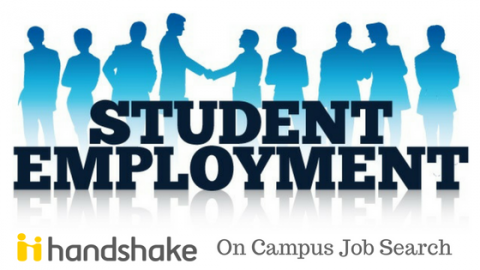 On-Campus Jobs (Non Work-study) Informaiton logo
