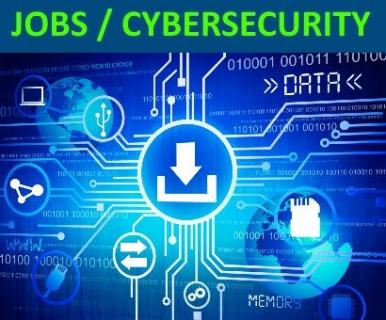 jobs cybersecurity