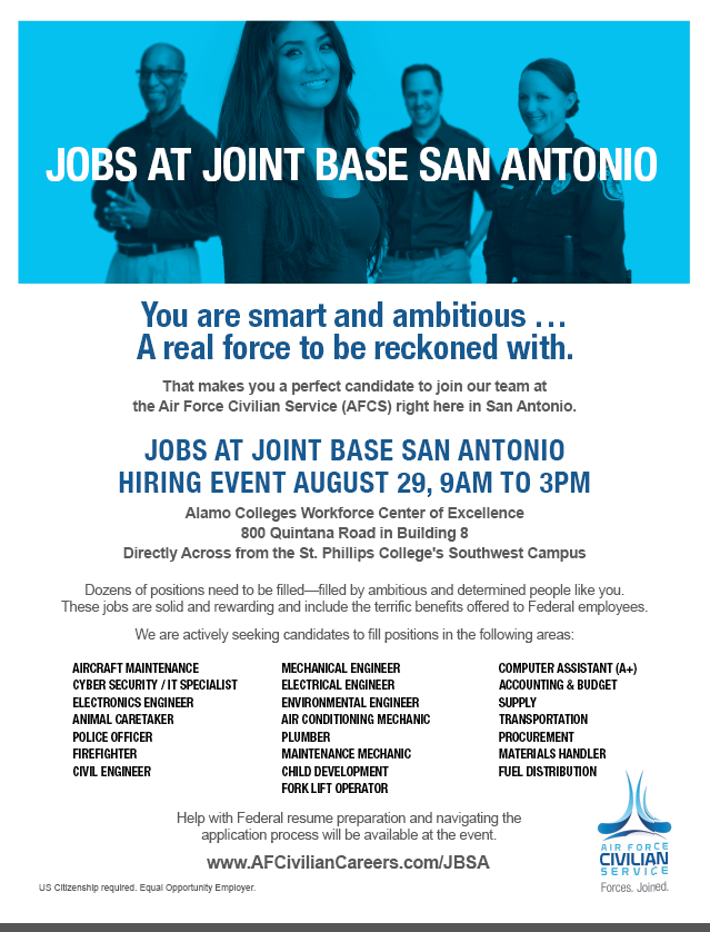 Dozens of positions need to be filled! Check out this career fair ...