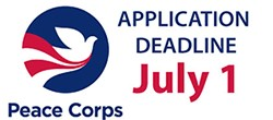 Peace Corps Deadline 7.1
