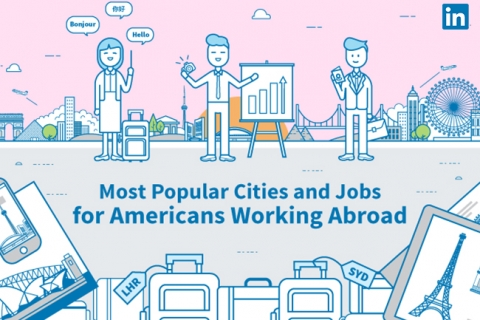 Americans working abroad