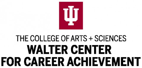 Walter Center for Career Achievement at Indiana University's College of Arts + Sciences