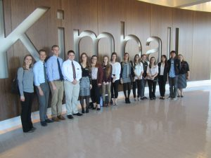 Kimball site visit