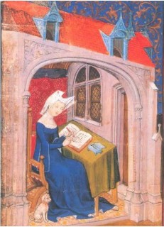 CMLT-C 321: Medieval Literature, Women's Voices in Medieval Europe