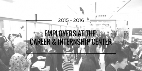 Employers at the UW Career Center