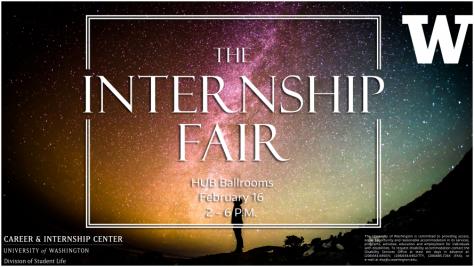 Internship Fair General Banner