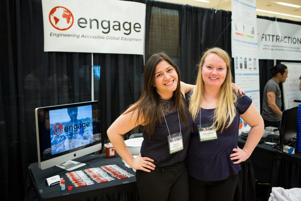 Engage wins Health Innovation Competition
