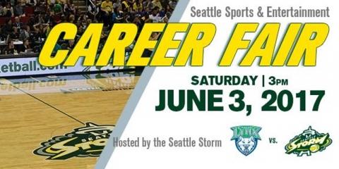Seattle storm career fair