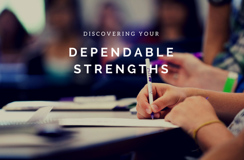 Dependable Strengths activities