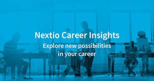 Nextio Career Insights