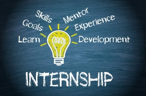Internship – Business and Education Concept