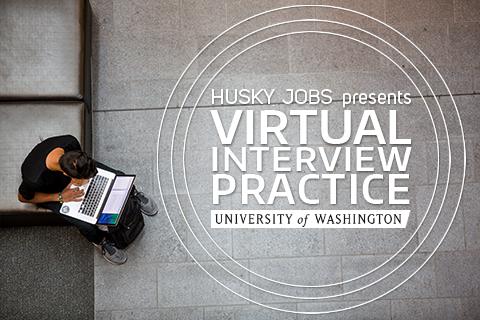 HuskyJobs presents Virtual Interview Practice