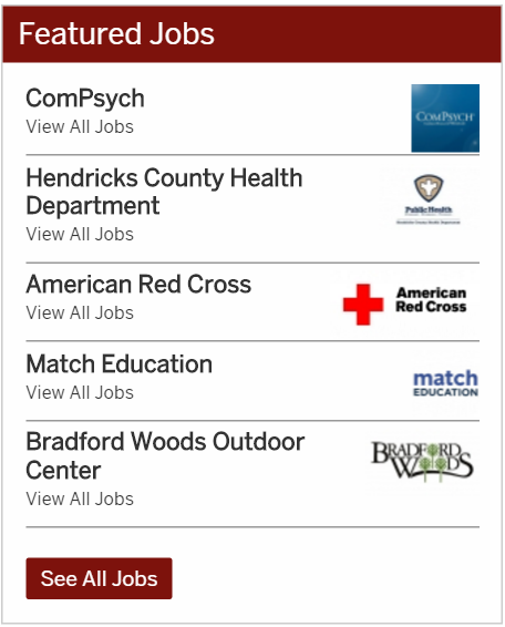 featured jobs container