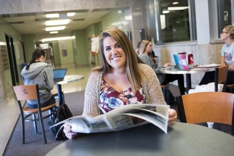 Student Spotlight: Molly Chatham thumbnail image