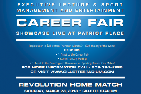 Gillette career fair