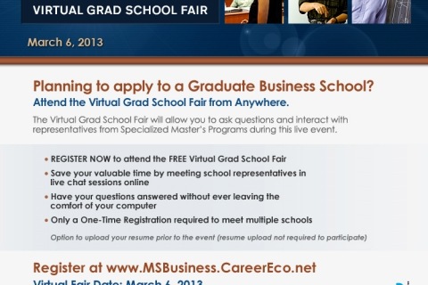 grad career fair