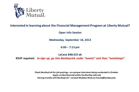 Liberty – FMP Info Session UPDATED