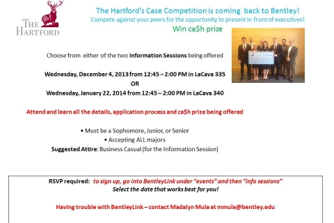 Hartford Financial Services Group – Case Competition Info Session