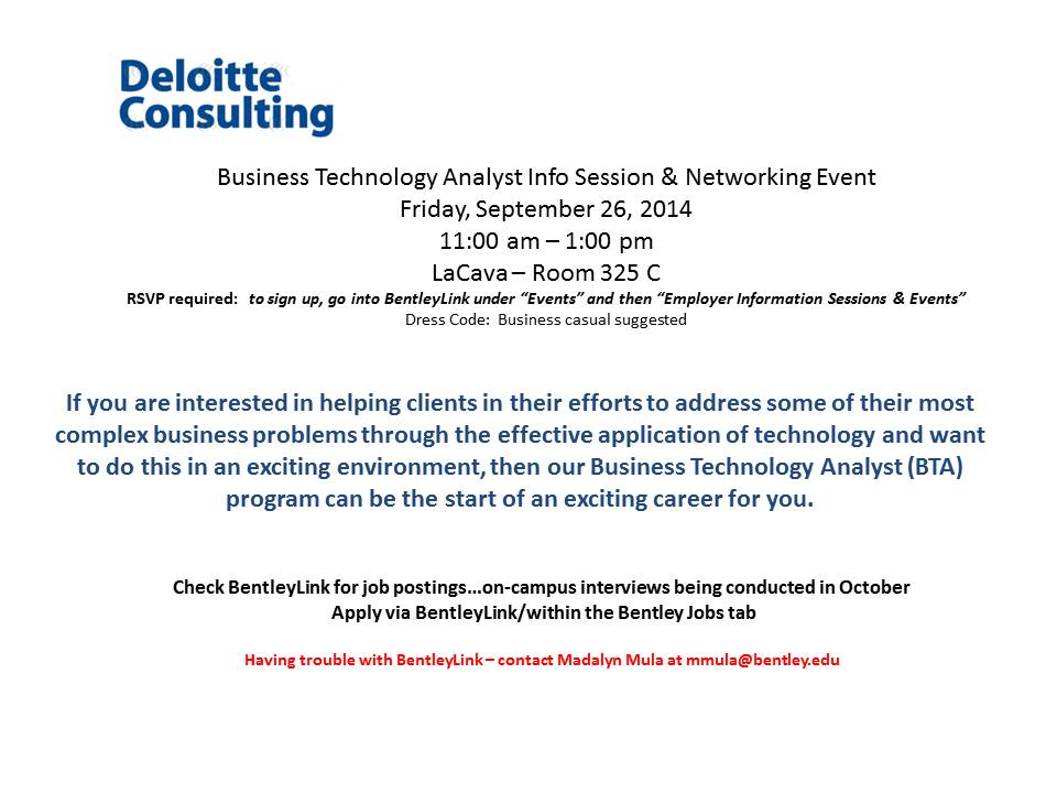 "deloitte technology consulting cover letter Mehmet bogut ⋅ arlington, va deloitte ⋅ 2 years experience hi andrew, 1 thank you for your service 2 a few google searches under ""management consulting cover letters"" will yield a number of good resources."