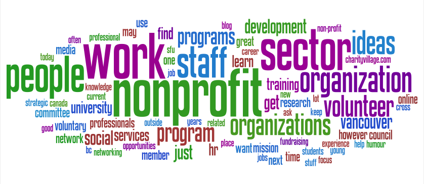 Nonprofits  >> Passionate Perusal The Nonprofit Approach Week 2 Bentley Careeredge