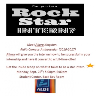 Are you a Rock Star Intern?