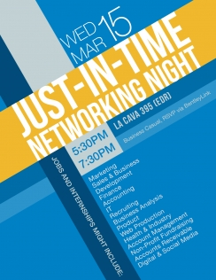 Just-In-Time Networking Night 3-15-17 final flyer