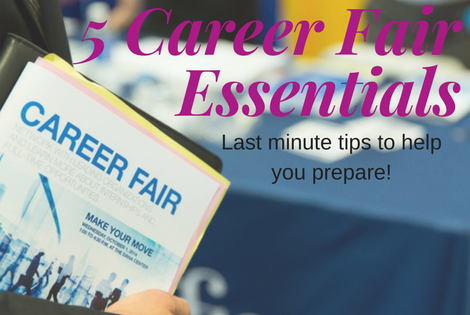 Career Fair Essentials Cover