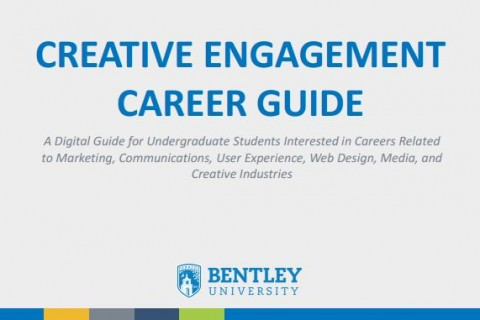 Creative Engagement Career Guide Cover
