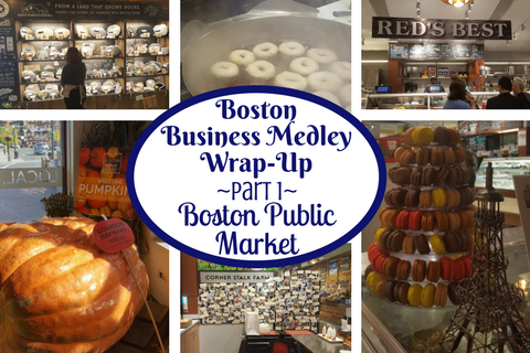 Boston Business Medley Wrap-Up