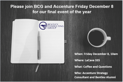 BCG Dec 8th Event