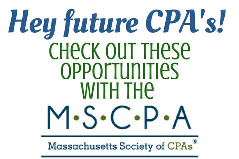 Hey future CPA's!