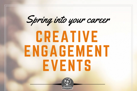 Spring 2018 Creative Engagement Events