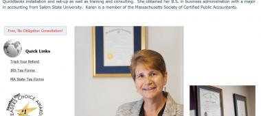 Karen M. Saporito, CPA