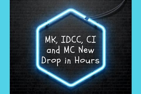 Drop in Hours