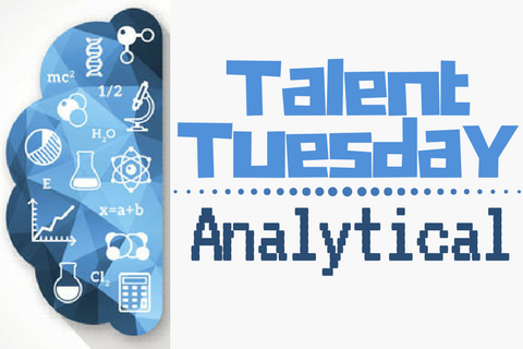 Talent Tuesday's_ Analytical