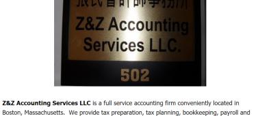 Z&Z Accounting Services LLC