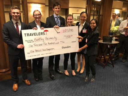 Travelers Case Competition Team